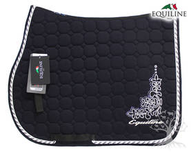 Equiline Estehuopa Octagon Morella Marin - EQUILINE Satulahuovat - B11085-N002 - 1