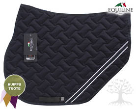Equiline Estesatulahuopa Waffle Rudy N Marin - EQUILINE Satulahuovat - B11126-002 - 1