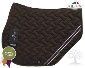 Equiline Estesatulahuopa Waffle Rudy N Brown - EQUILINE Satulahuovat - B11126-012 - 1