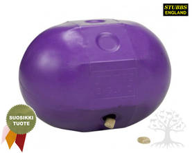 Stubbs Rock and Roll Namipallo Purple - Lelut hevosille - 704350015 - 1