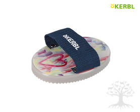Kerbl Heart&Soul Muovisuka Junior - Flower, Heart&Soul -harjat - 328278 - 1