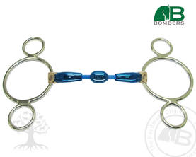 Bombers 3 -Ring Elliptical Cable - Bombers 3 -Ring - 30223-CE - 1
