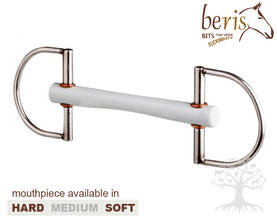 Beris D -Ring Comfort Thin Bar Ohut Suorakuolain - Beris D-ring - 10280TL - 2