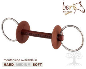 Beris Leather Bar Loose Ring Ø7,5cm Standard - Beris Leather Bit - 10219-75L - 1