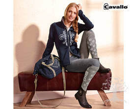 Cavallo Stretch Fleecetakki Ginerva Blue Night - Päällystakit, takit - 003122BL - 1