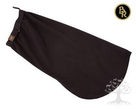 BR Fleece Neck Cover Black - Loimitarvikkeet - 396168-09L - 1