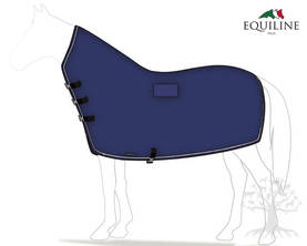 Equiline Full Neck Sadeloimi Corby Blue - EQUILINE Loimet - A12007L - 1