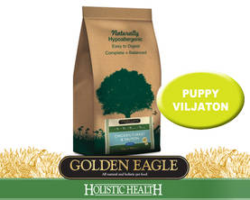 Golden Eagle Grainfree Puppy Kana-Kalkkuna-Lohi VILJATON - Golden Eagle - 01-J-GFP-420M - 1