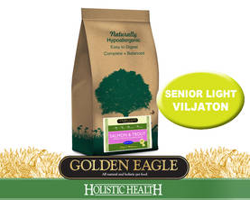 Golden Eagle Grainfree Senior/Light VILJATON - Golden Eagle - 01-J-GFD-420M - 1
