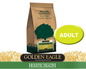 Golden Eagle Naturals Lammas & Riisi - Golden Eagle - 01-J-LRN-420M - 1