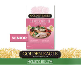 Koiranruoka Senior Holistic Care - Golden Eagle - 01-GEI-420MM - 2