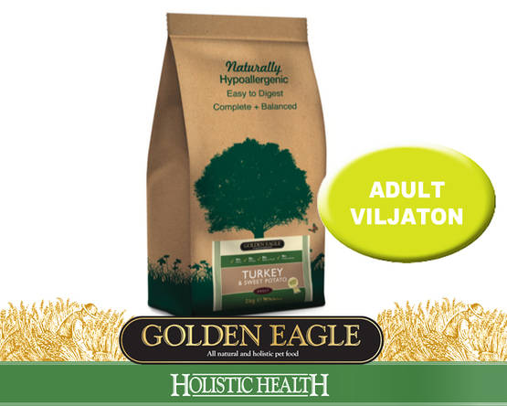 Golden Eagle Grainfree Turkey & Sweet Potato VILJATON - Golden Eagle - 01-J-GFH-420M - 2